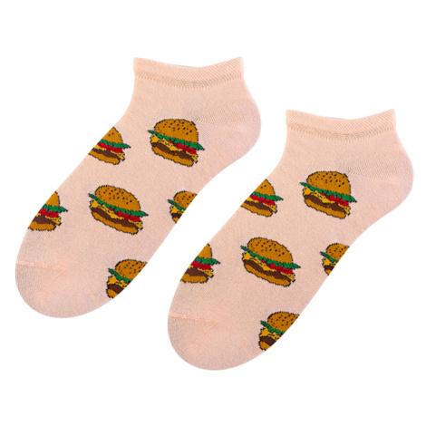 Bratex Woman's Socks POP-D-152