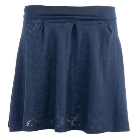 ALPINE PRO XYLANA 2 tmavo modrá - Dámska sukňa