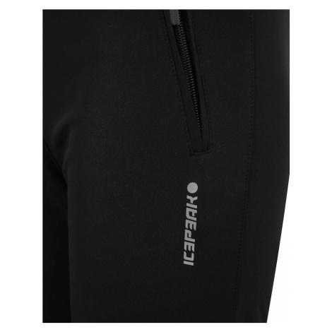 ICEPEAK Outdoorové nohavice 'Outi'  čierna