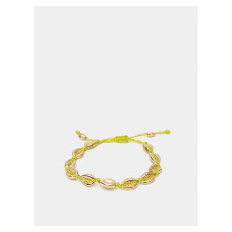 Náramok v zlatej farbe Pieces Nella