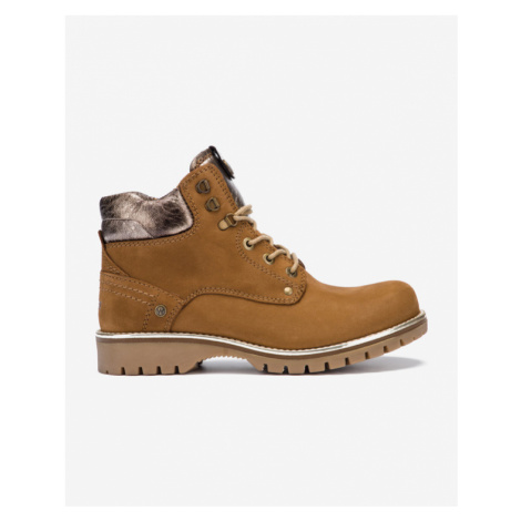 Wrangler Alaska Členkové topánky Hnedá