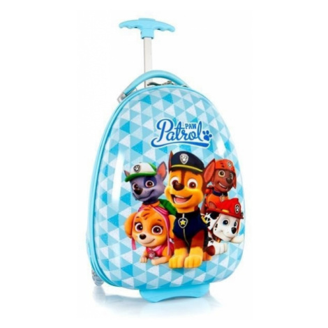 Heys Kabínový cestovný kufor Kids Paw Patrol 2w Blue 13 l