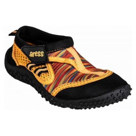 Aress BENKAI oranžová - Detská obuv do vody