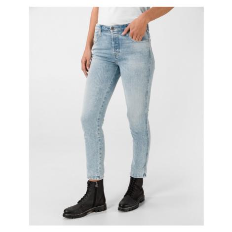 Diesel Babhila Jeans Modrá