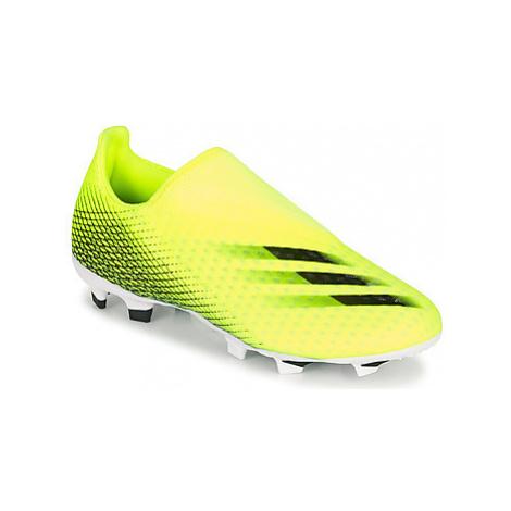 Adidas X GHOSTED.3 LL FG Žltá