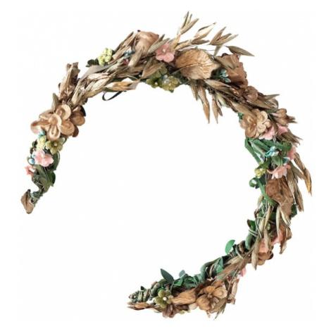 We Are Flowergirls Bižutéria do vlasov 'Flowercrown Willow'  zmiešané farby / rosé