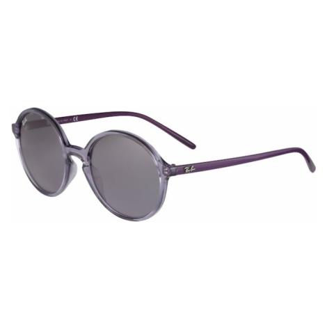 Ray-Ban Slnečné okuliare  čadičová / priehľadná