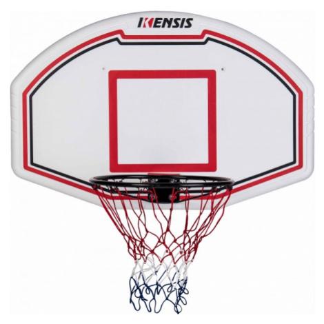 "Kensis BACKBOARD COMBO SET 44"" biela - Basketbalový set"