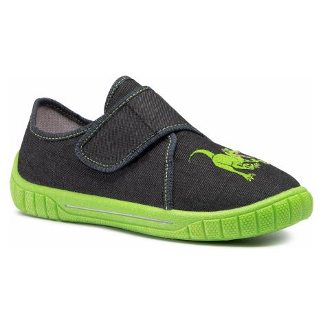 Papuče SUPERFIT - 1-000278-00 Schwarz