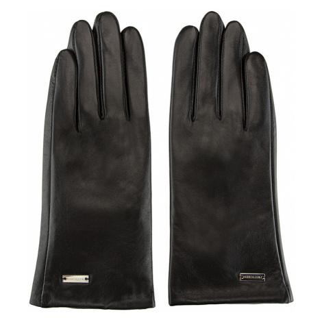 Čierne dámske rukavice z ovčej kože Wittchen