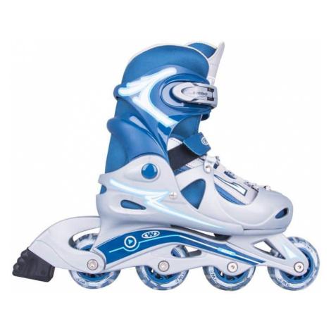 Nastaviteľné korčule WORKER Juny Boy Farba modrá