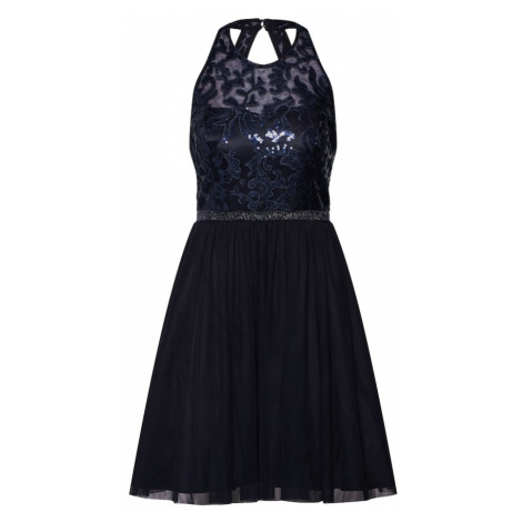 Vera Mont Kokteilové šaty  tmavomodrá