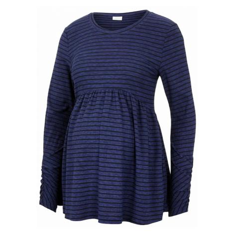 MAMALICIOUS Tričko  tmavomodrá / modrá Mama Licious