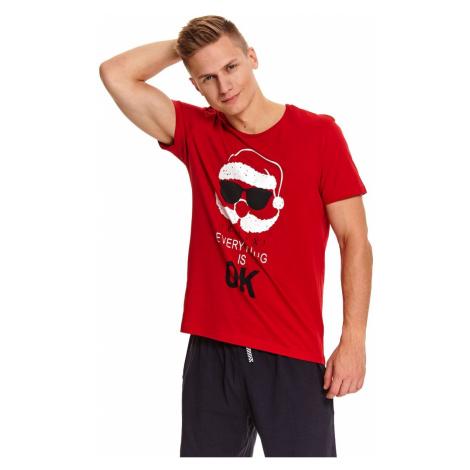 Pánske tričko Top Secret Printed