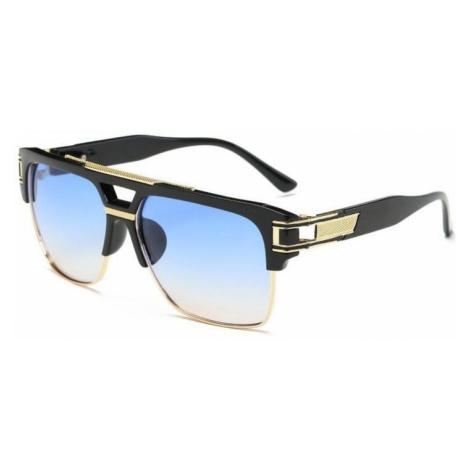 Slnečné okuliare Pablo Gold modré Gradual