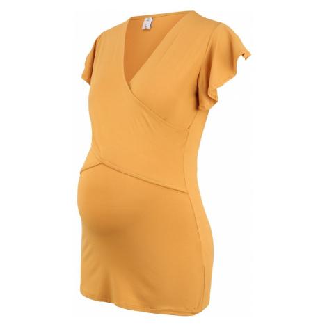 Bebefield Tričko  oranžová