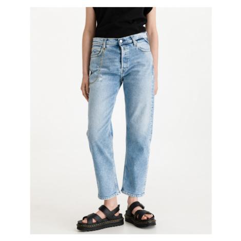 Replay Leony Jeans Modrá