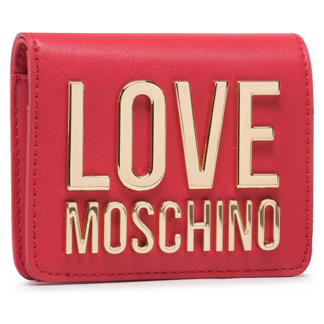 Malá Dámska Peňaženka LOVE MOSCHINO