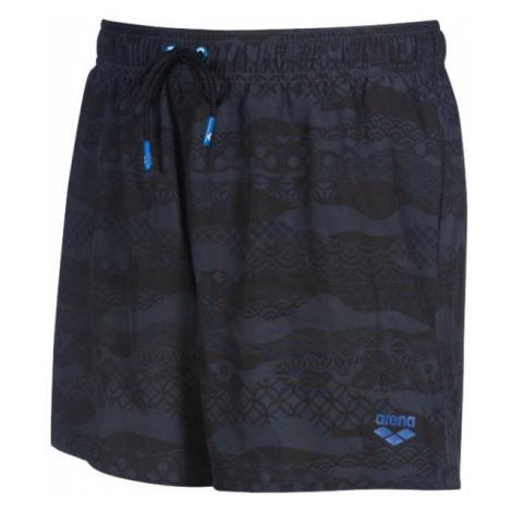 Arena M JIMBARAN SHORT čierna - Pánske kúpacie šortky