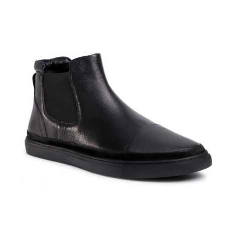Členkové topánky Lasocki for men MI08-C715-710-07 Prírodná koža(useň) - Lícova