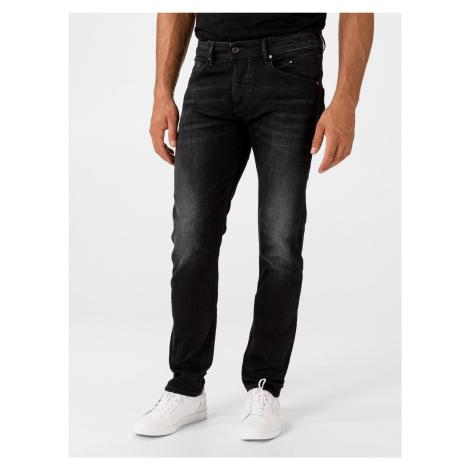 Belther-R Jeans Diesel Čierna