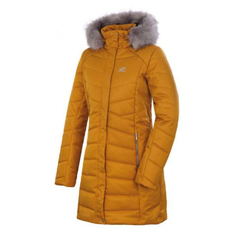 Hannah WAIANA hnedá - Dámsky zimný kabát