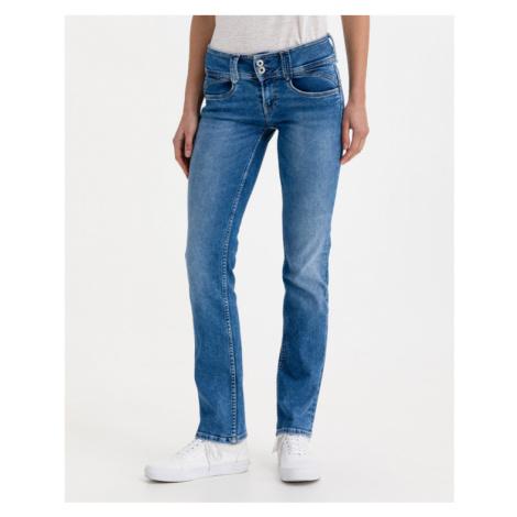 Pepe Jeans New Gen Jeans Modrá