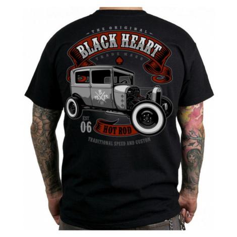 BLACK HEART HOT ROD