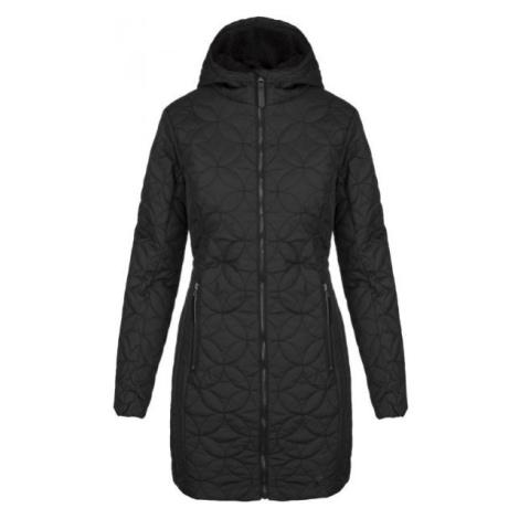 Loap TUNDRA čierna - Zimný kabát