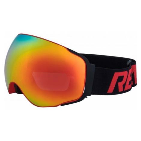Reaper FRAMY tmavo šedá - Snowboardové okuliare