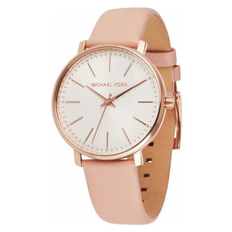 Michael Kors Analógové hodinky 'PYPER, MK2741'  ružová