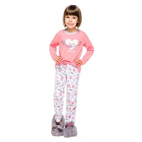Detské pyžamo Maja ružové Taro