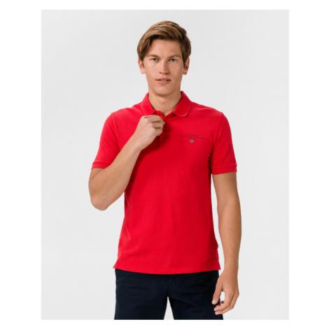 Napapijri Elbas 3 Polo tričko Červená