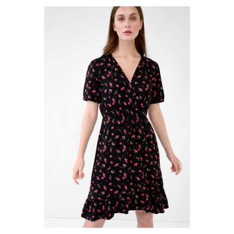 Kvetinové šaty Orsay