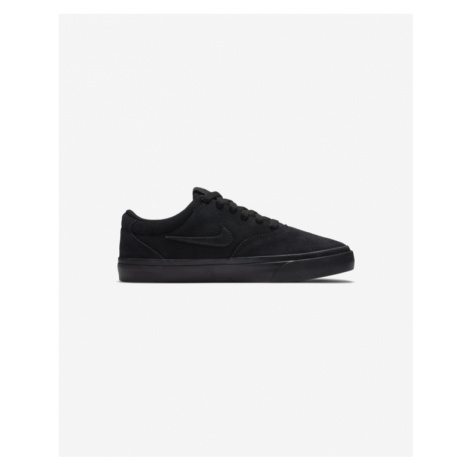 Nike Sb Charge Tenisky dětské Čierna