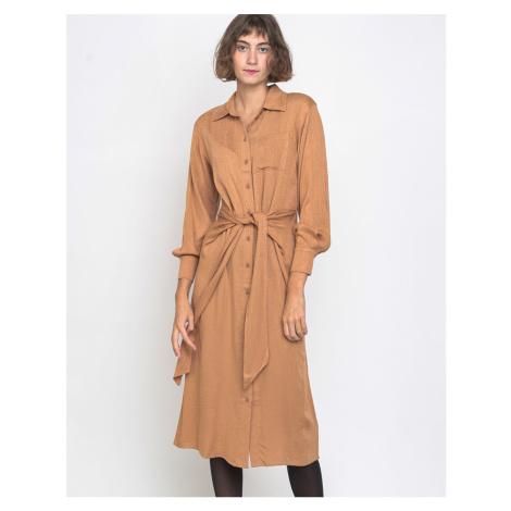 Edited Mana Dress Camel