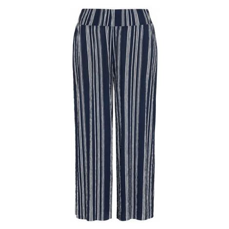 Nohavicová sukňa z krčeného pleteného džerseja