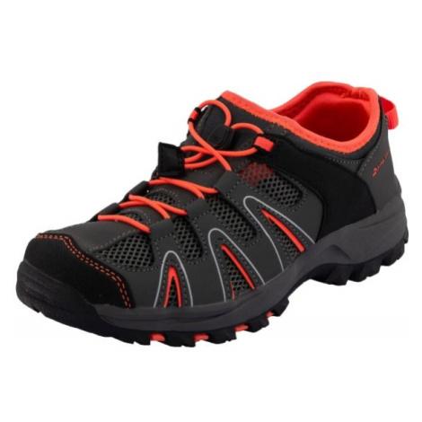 ALPINE PRO LOELA šedá - Dámske športové sandále