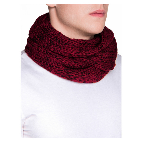Inny MEN'S SNOOD A099 Red