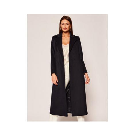 MAX&Co. Prechodný kabát Longrun 40119520 Tmavomodrá Regular Fit