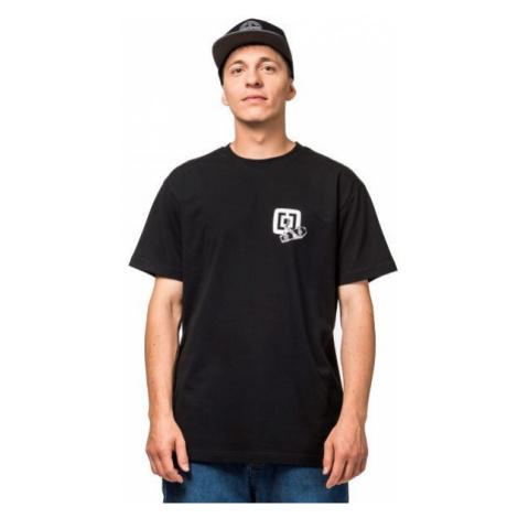 Horsefeathers GET DRUNK T-SHIRT čierna - Pánske tričko