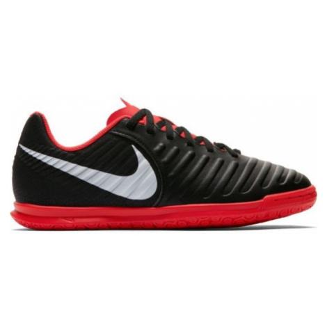 Nike JR LEGENDX 7 CLUB IC čierna - Detská halová obuv