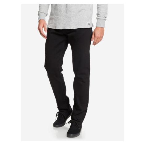 Modern Wave Jeans Quiksilver Čierna