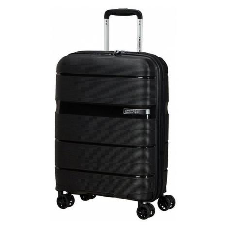 American Tourister Kabínový cestovný kufor Linex 34 l - černá