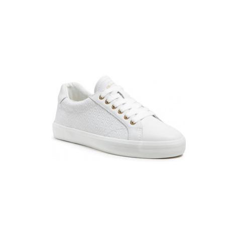 Gant Sneakersy Seaville 22531586 Biela