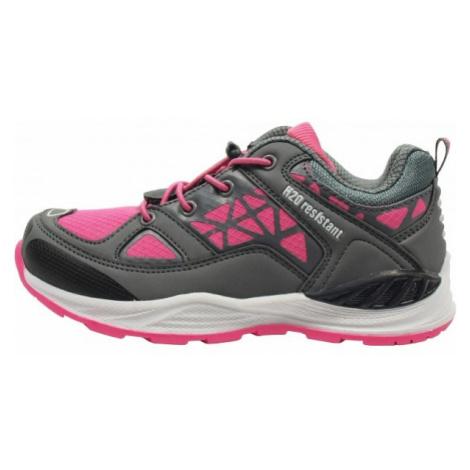 Umbro FAUD sivá - Detská vychádzková obuv