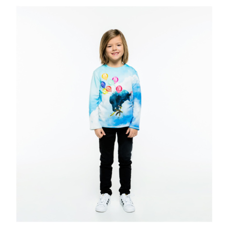 Mr. GUGU & Miss GO Unisex's Sweater KS-PC1593