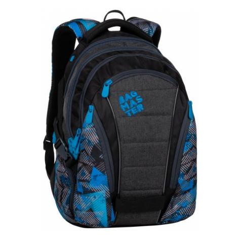 Bagmaster Bag 20 D Blue/grey/black
