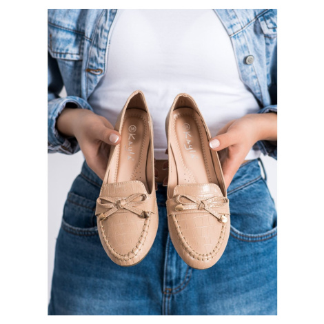 KAYLA CASUAL LOAPES MADE OF ECO LEATHER