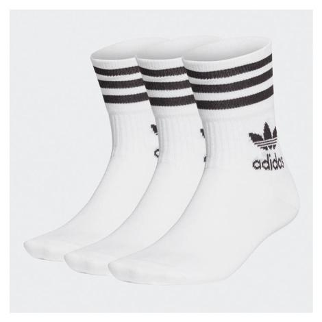 adidas Originals Mid Cut Crew Socks 3-pack GD3575